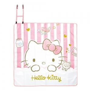凱蒂貓 野餐墊-雲朵