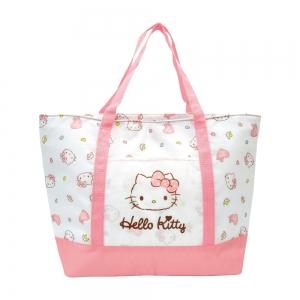 凱蒂貓 保冷提袋-愛心