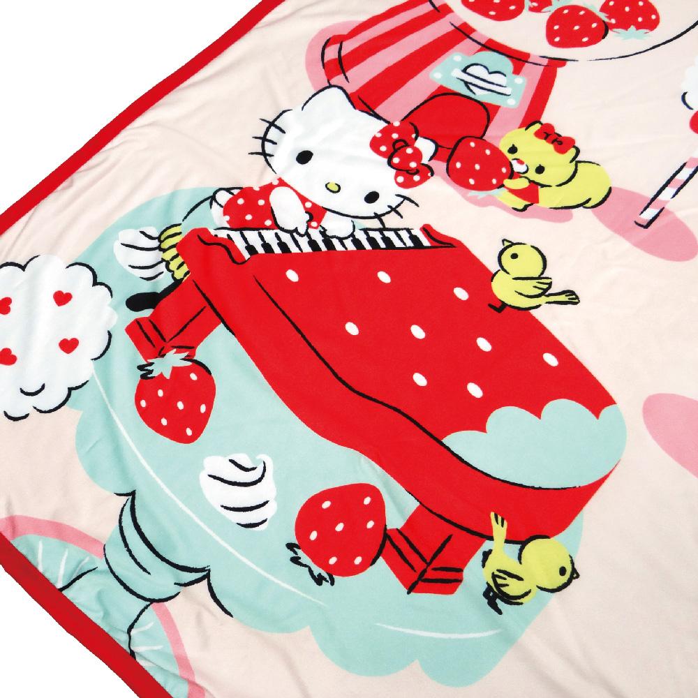 凱蒂貓-涼感浴巾