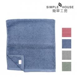 美國棉 提花 毛巾-格紋