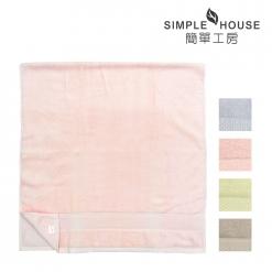 美國棉素雅浴巾