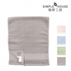 美國棉 緞檔 毛巾-輕柔