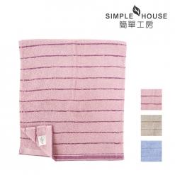 印度棉 毛巾-組合3入