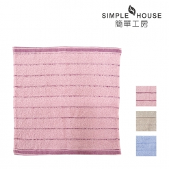 印度棉 方巾-組合3入