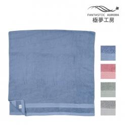緞檔 浴巾-歐風