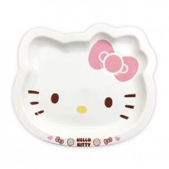 凱蒂貓 造型陶瓷盤10吋-點心款