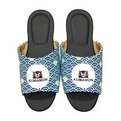 酷MA萌 日系和風室內拖鞋-成人