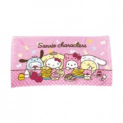 三麗鷗 狗年行大運童巾-甜點