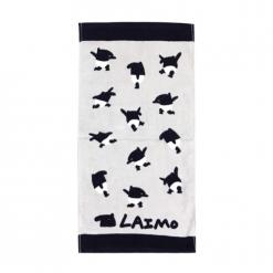 馬來貘 印花童巾