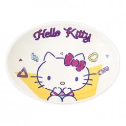 凱蒂貓 咖哩盤
