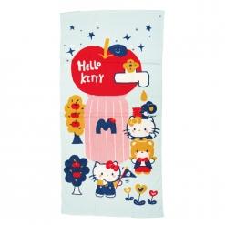凱蒂貓甜點夢幻世界 浴巾