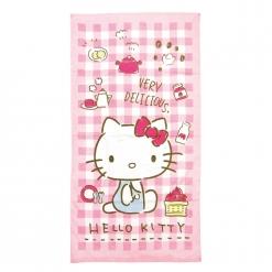 凱蒂貓料理 浴巾