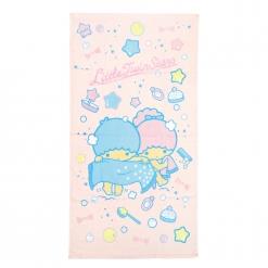 雙星仙子澎澎 浴巾