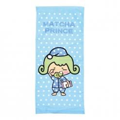 茶茶小王子 毛巾-點點藍