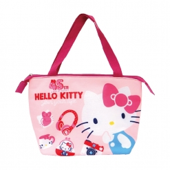 凱蒂貓 45週年保溫保冷袋-粉紅