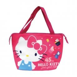 凱蒂貓 45週年保溫保冷袋-桃紅