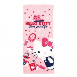 凱蒂貓 45週年毛巾-粉紅