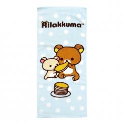 拉拉熊 毛巾-鬆餅