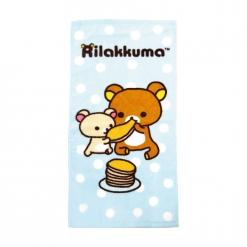 拉拉熊 童巾-鬆餅