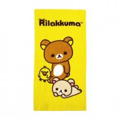 拉拉熊 童巾-好夥伴
