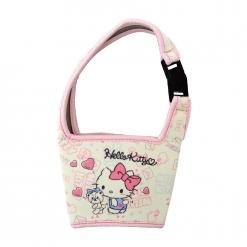 凱蒂貓 杯套提袋-小熊