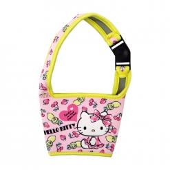 凱蒂貓 杯套提袋-檸檬