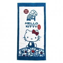 故宮x凱蒂貓 浴巾