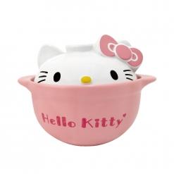 凱蒂貓 造型耐熱鍋