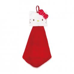 凱蒂貓 頭型掛巾