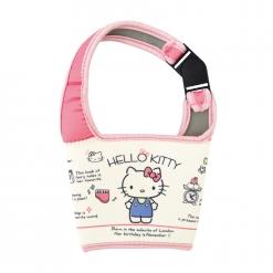 凱蒂貓 杯套袋-蘋果