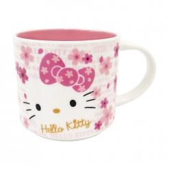 凱蒂貓 疊疊杯-櫻花