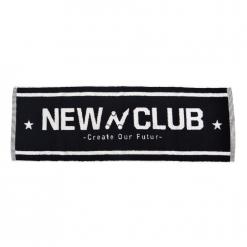 雙色提花運動巾 NEWCLUB
