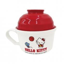 凱蒂貓 泡麵碗|Hello Kitty GO SPORTS