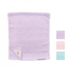 提花 繡花 毛巾|波紋