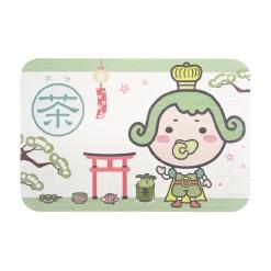 珪藻土地墊|茶茶小王子