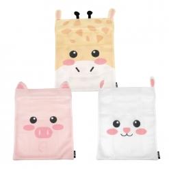平面造型洗衣袋-動物